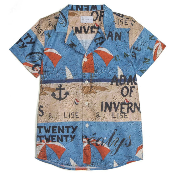 Bruno Parasol Woven Shirt