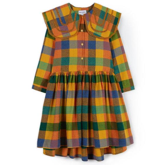 Gilberta Chelsea Woven Dress
