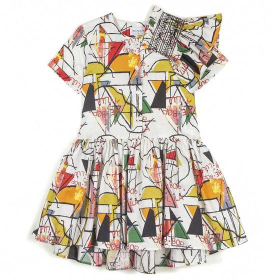Graca Be Bop Woven Dress
