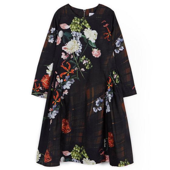 Heliana Winter Lady Woven Dress
