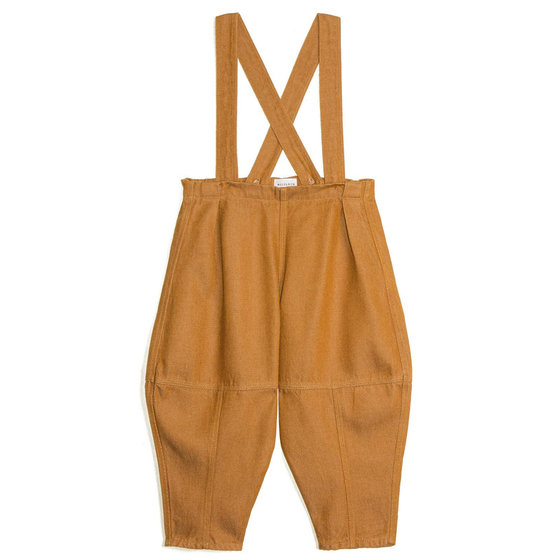 Vicente Ocre Trousers