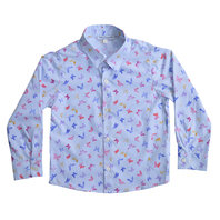 Butterfly Printed Shirt