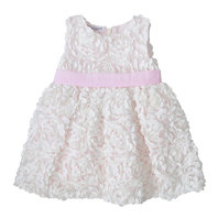 Baby Girl Flower Petal Dress