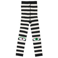 "Girl ""Bowie"" Footless Tights"