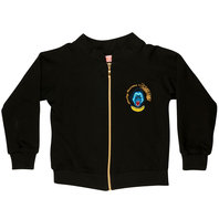 Go Gorilla Embroidered Sweater Jacket