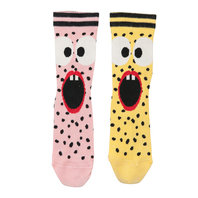 "Girl ""Shut Up"" Socks"