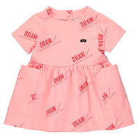 Baby Girl Draw Dress