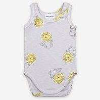 Baby Pet A Lion Sleeveless Body
