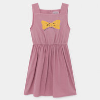 Bow Woven Dress