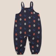 Baby Night Knitted Jacquard Overall