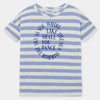 Shall You Dance Striped T-shirt