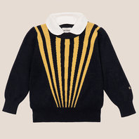 Stripes Collar Jumper