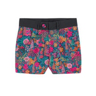 Flower Printed Short
