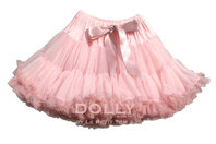 Dolly Rose & Dusty Pink Pettiskirt