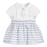 Baby Girls Cotton 2 Piece Dress