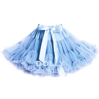 Dolly Light Blue Pettiskirt
