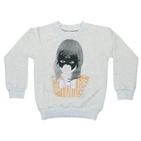 Light Grey Supergirl Sweatshirt