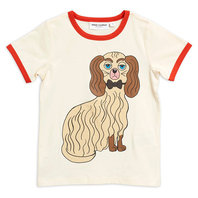 New Season: Dashing Dog SP Binding Tee