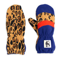 Fleece Mittens Stripe