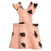 Guinea Pig Pinafore Dress