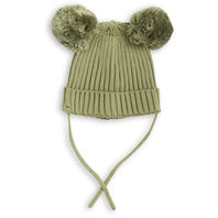 Panda Ear Hat Green