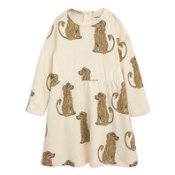 New Season: Spaniel Long Sleeves Dress
