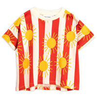 New Season: Sun Stripe AOP SS Tee