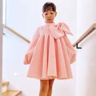 Fantasy Dress in Baby Pink
