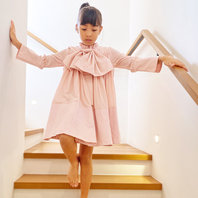 Magica Dress in Pink