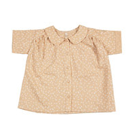 Scatter Peter Pan Collar Blouse
