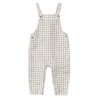 Baby Gingham Overall