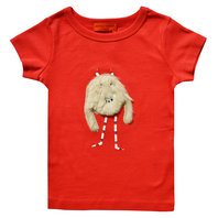 Cute Monster Red T-shirt