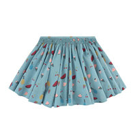 Fruit Print Skirt