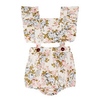 The Poppy Playsuit