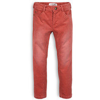 Pink Washed Slim Pants
