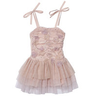 Pastel Skies Tutu Dress with Sequin