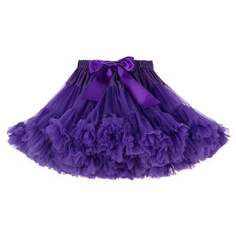 Purple Pansy Pettiskirt