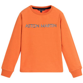 Boys Sweatshirt With Logo