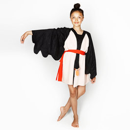 Asian's Inspired Kimono Dress