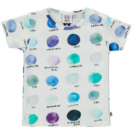 Baby Paint Pallet Dots T-shirt