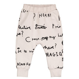 Baby Trouser with NOTEBOOK AOP
