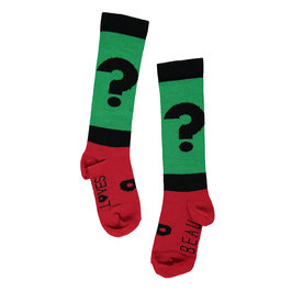 Socks with Question Marks