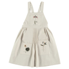 """Herbarium"" Apron Dress"