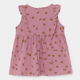 Baby Girl All Over Daisy Ruffle Dress