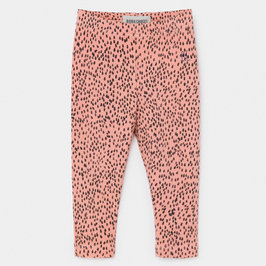 Baby Girl All Over Leopard Leggings