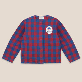 Bobo Choses Tartan Overshirt