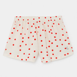 Girl Dot Jersey Shorts