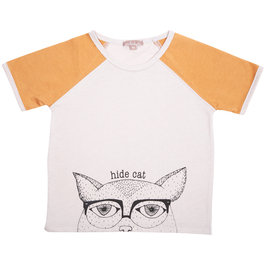 Sable Hide Cat T-shirt