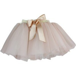 Dolly Off White / Pink Fairy Tutu Skirt