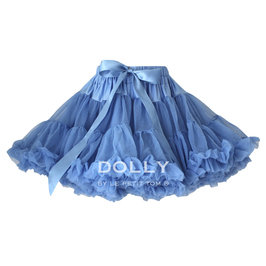 Dolly Marquis Blue Pettiskirt